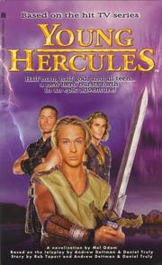 Cover of: Young Hercules: a novelization