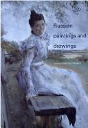 Cover of: Russian paintings and drawings in the Ashmolean Museum | Larissa Salmina-Haskell