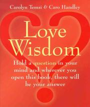 Cover of: Love wisdom