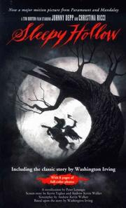 Cover of: Sleepy Hollow: a novelization