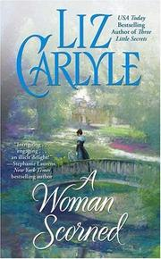 Cover of: A Woman Scorned (Sonnet Books) | Liz Carlyle