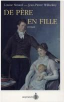 Cover of: De père en fille