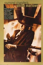 Cover of: Raymond Chandler's Philip Marlowe: A Centennial Celebration