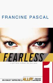 Cover of: fearless