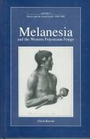Cover of: Melanesia and the western Polynesian fringe