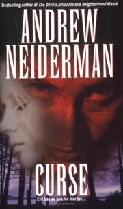 Cover of: Curse | Andrew Neiderman
