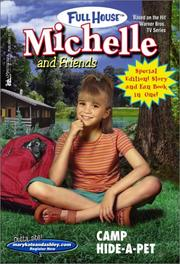 Cover of: Camp-Hide-a-Pet (Full House Michelle)