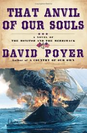 Cover of: That anvil of our souls: a novel of the Monitor and the Merrimack