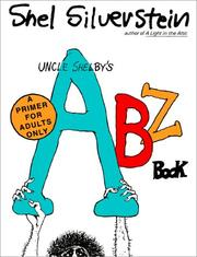 Cover of: Uncle Shelby's ABZ book: a primer for tender young minds.