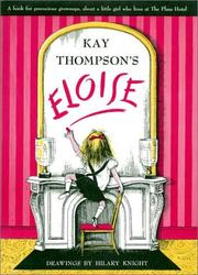Cover of: Kay Thompson's Eloise