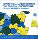 Cover of: Women and human settlements development. |