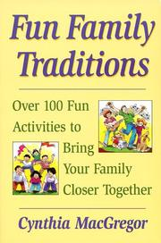 Cover of: Fun Family Traditions
