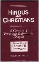 Cover of: Hindus and Christians