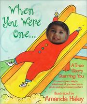 Cover of: When You Were One