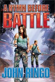 Cover of: A Hymn Before Battle