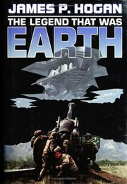 Cover of: The legend that was Earth