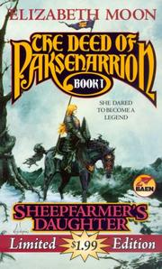 Cover of: Sheepfarmer's Daughter (The Deed of Paksenarrion, Book 1)