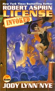Cover of: License invoked