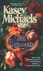 Cover of: The untamed