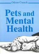 Cover of: Pets and mental health