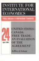 Cover of: United States-Canada free trade