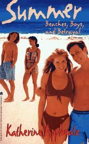 Cover of: Beaches Boys and Betrayal: Summer #6 (Summer)