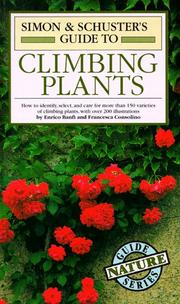 Cover of: Simon & Schuster's Guide to Climbing Plants