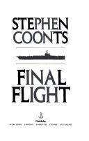 Final flight by Stephen Coonts, Stephen Coonts