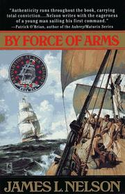 Cover of: By force of arms
