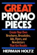 Cover of: Great promo pieces