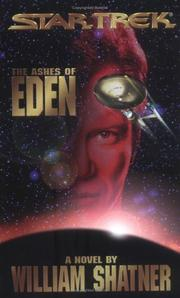 Cover of: The Ashes of Eden | William Shatner