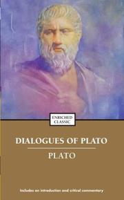 Cover of: Dialogues of Plato (Enriched Classics (Pocket))