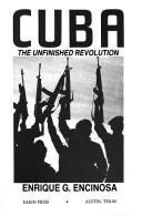 Cover of: Cuba, the unfinished revolution