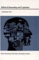 Cover of: Political reasoning and cognition