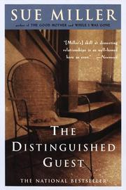 Cover of: The Distinguished Guest | Sue Miller