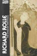 Cover of: Richard Role, the English writings