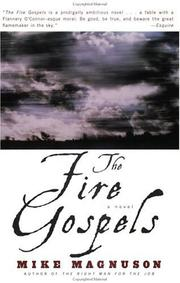 Cover of: The Fire Gospels | Mike Magnuson