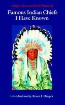 Cover of: Famous Indian chiefs I have known