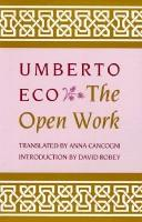 Cover of: The open work