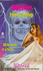 Cover of: The LAST DROP (TOMBSTONES 2): THE LAST DROP (Tombstones)