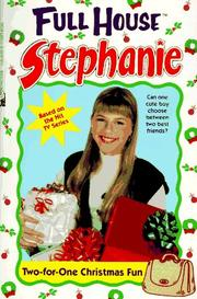 Cover of: Two-For-One Christmas Fun (Full House Stephanie)