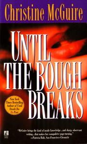 Cover of: Until the Bough Breaks