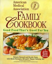 Cover of: The American Medical Association Family Cookbook | Brooke Dojny