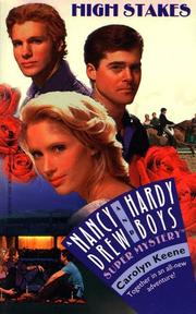 Cover of: High Stakes: Nancy Drew/hardy Boys Supermystery #29 (Nancy Drew/hardy Boys)