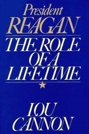 Cover of: President Reagan