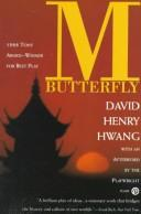 Cover of: M. Butterfly