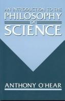 Cover of: Introduction to the philosophy of science