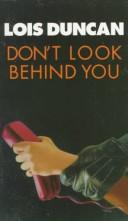 Cover of: Don't look behind you