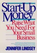 Cover of: Start-up money