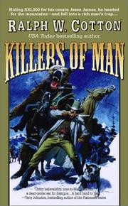 Cover of: Killers of Man | Ralph W. Cotton